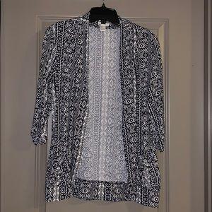 Casual kimono style jacket